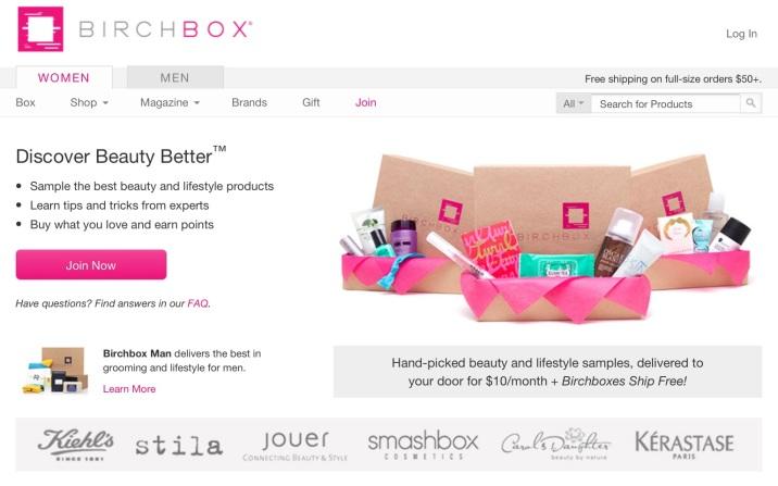 Birch Box