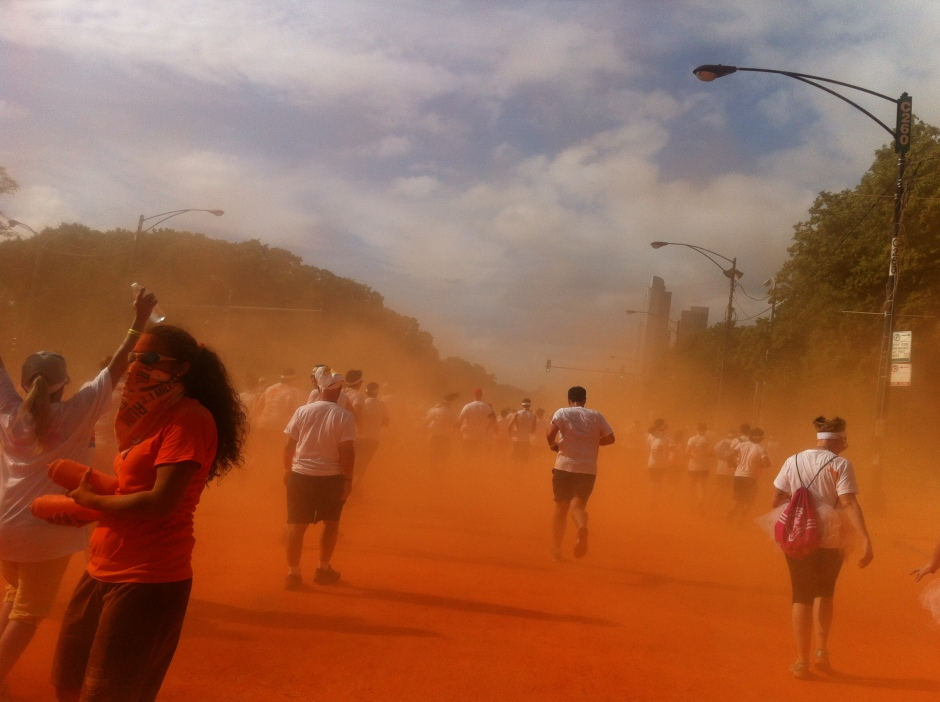 ColorRun-Orange