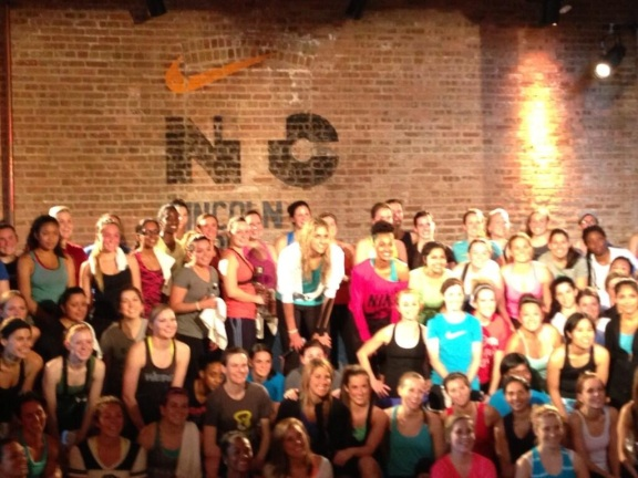 NTC Lincoln Park Nike Free Bionic Shoe Event