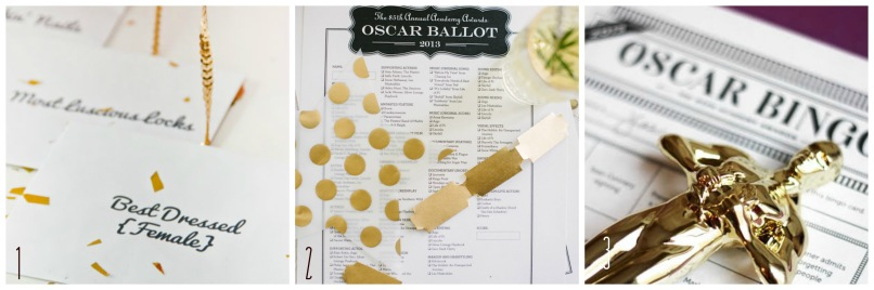 Oscars Party- Activities