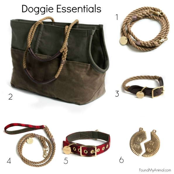 Doggie Essentials
